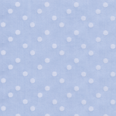 Fitted Sheet in blue Celeste