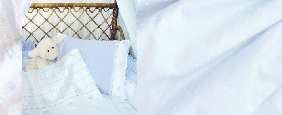 Crib & Cradle Linens